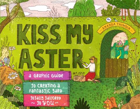Kiss My Aster: cover
