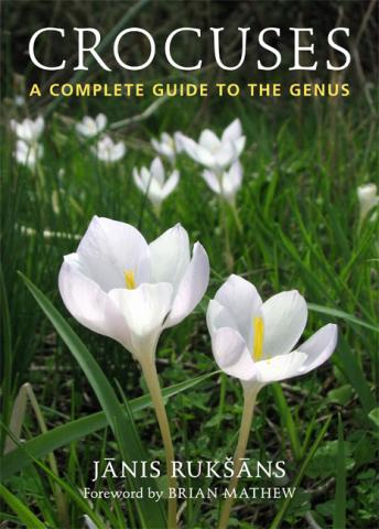 Crocuses: A Complete Guide to the Genus cover