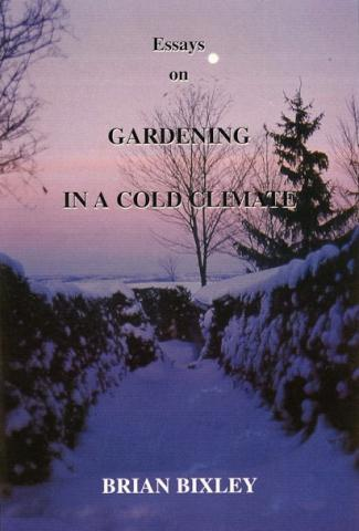 Essays on Gardening in a Cold Climate: cover