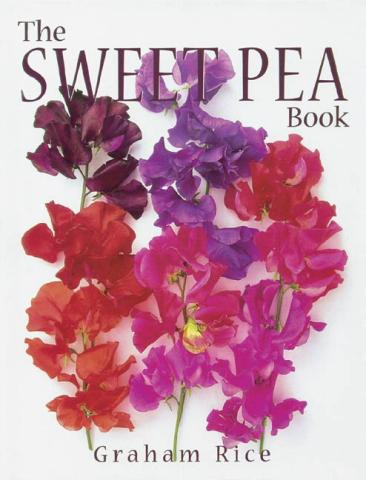 The Sweet Pea Book cover
