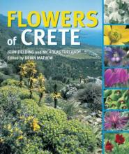 The Flowers of Crete book cover