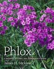 Phlox: A Natural History and Gardener's Guide book cover