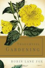 Thoughtful Gardening book cover